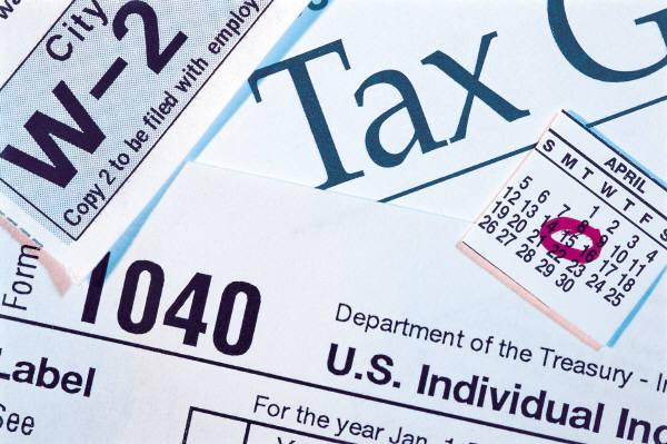 美国国税局家庭报税(婚后联合报税)